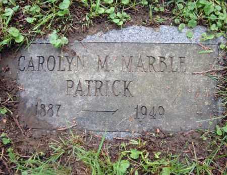 PATRICK, CAROLYN M - Saratoga County, New York | CAROLYN M PATRICK - New York Gravestone Photos