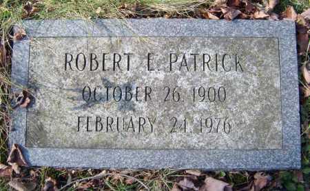 PATRICK, ROBERT E - Saratoga County, New York   ROBERT E PATRICK - New York Gravestone Photos
