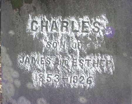 PENROSE, CHARLES - Saratoga County, New York | CHARLES PENROSE - New York Gravestone Photos