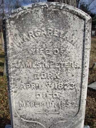 PETERS, MARGARET ANN - Saratoga County, New York | MARGARET ANN PETERS - New York Gravestone Photos