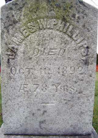 PHILLIPS, JAMES W - Saratoga County, New York   JAMES W PHILLIPS - New York Gravestone Photos