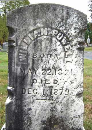 POWELL, WILLIAM - Saratoga County, New York | WILLIAM POWELL - New York Gravestone Photos