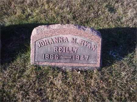RYAN, JOHANNA - Saratoga County, New York | JOHANNA RYAN - New York Gravestone Photos