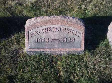 REILLY, MATTHEW JAMES - Saratoga County, New York | MATTHEW JAMES REILLY - New York Gravestone Photos