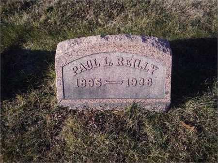REILLY, PAUL LEO - Saratoga County, New York | PAUL LEO REILLY - New York Gravestone Photos