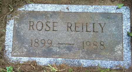 BUTLER REILLY, ROSE - Saratoga County, New York   ROSE BUTLER REILLY - New York Gravestone Photos