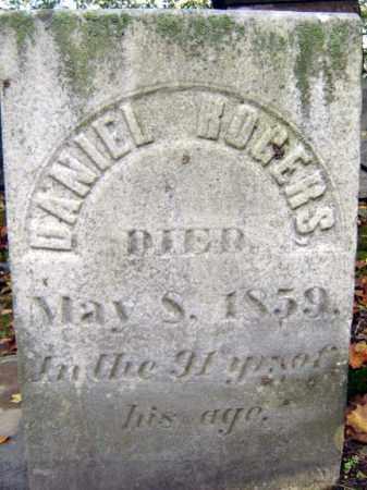 ROGERS, DANIEL - Saratoga County, New York | DANIEL ROGERS - New York Gravestone Photos