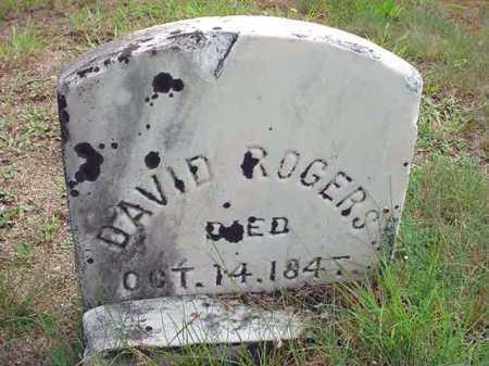 ROGERS, DAVID - Saratoga County, New York   DAVID ROGERS - New York Gravestone Photos
