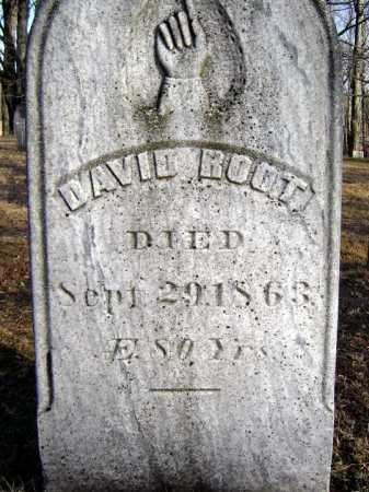ROOT, DAVID - Saratoga County, New York | DAVID ROOT - New York Gravestone Photos