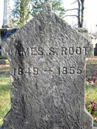 ROOT, JAMES S - Saratoga County, New York | JAMES S ROOT - New York Gravestone Photos