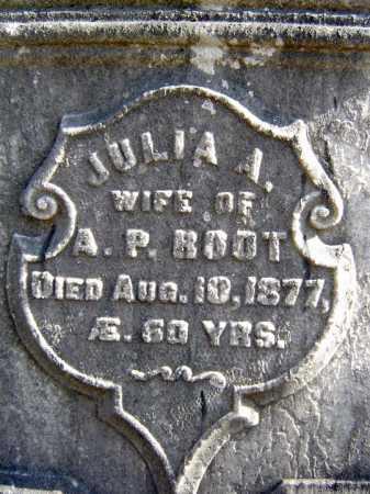 ROOT, JULIA A - Saratoga County, New York | JULIA A ROOT - New York Gravestone Photos