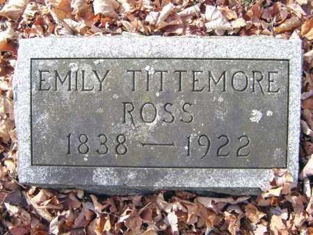 ROSS, EMILY - Saratoga County, New York | EMILY ROSS - New York Gravestone Photos