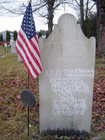 SCIDMORE, JOHN - Saratoga County, New York   JOHN SCIDMORE - New York Gravestone Photos