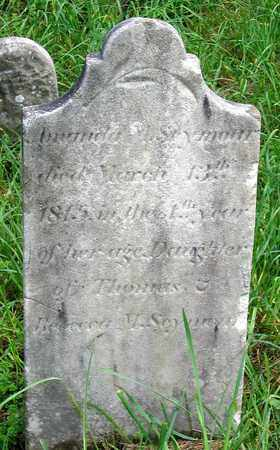 SEYMOUR, AMANDA M. - Saratoga County, New York | AMANDA M. SEYMOUR - New York Gravestone Photos
