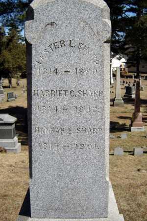 SHARP, LESTER L - Saratoga County, New York   LESTER L SHARP - New York Gravestone Photos