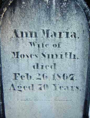 SMITH, ANN MARIE - Saratoga County, New York | ANN MARIE SMITH - New York Gravestone Photos