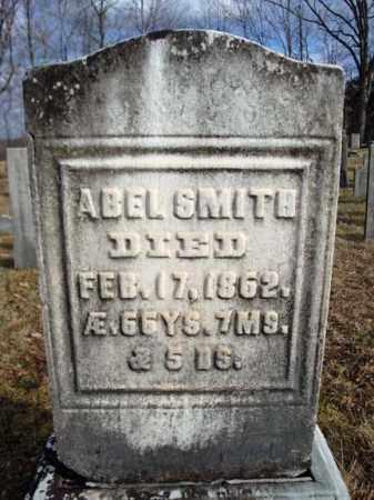 SMITH, ABEL - Saratoga County, New York | ABEL SMITH - New York Gravestone Photos