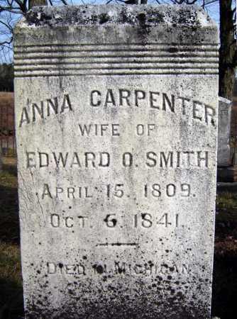 SMITH, ANNA - Saratoga County, New York | ANNA SMITH - New York Gravestone Photos