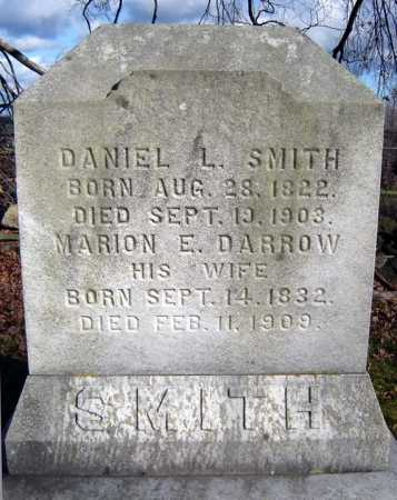 SMITH, DANIEL L - Saratoga County, New York | DANIEL L SMITH - New York Gravestone Photos
