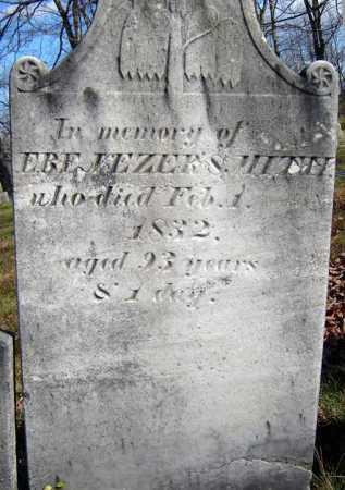 SMITH, EBENEZER - Saratoga County, New York | EBENEZER SMITH - New York Gravestone Photos