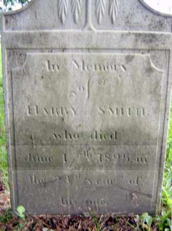 SMITH, HARRY - Saratoga County, New York | HARRY SMITH - New York Gravestone Photos