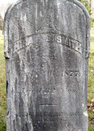SMITH, HIRAM B - Saratoga County, New York | HIRAM B SMITH - New York Gravestone Photos