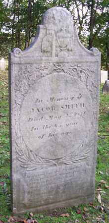 SMITH, JACOB - Saratoga County, New York | JACOB SMITH - New York Gravestone Photos