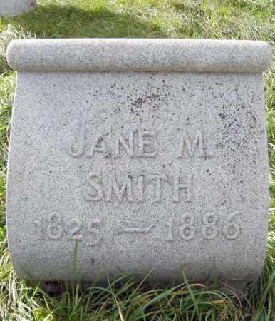 SMITH, JANE M - Saratoga County, New York | JANE M SMITH - New York Gravestone Photos