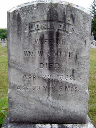 SMITH, LORINDA - Saratoga County, New York | LORINDA SMITH - New York Gravestone Photos