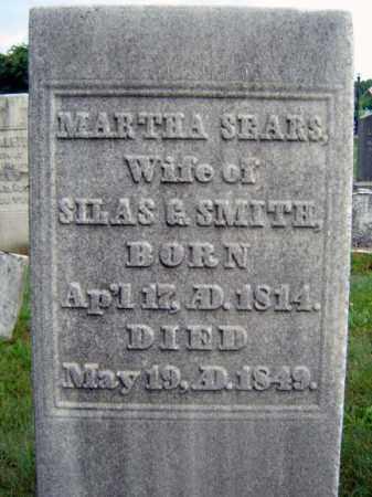 SMITH, MARTHA - Saratoga County, New York | MARTHA SMITH - New York Gravestone Photos