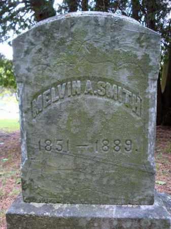 SMITH, MELVIN A - Saratoga County, New York   MELVIN A SMITH - New York Gravestone Photos