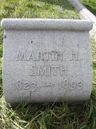 SMITH, MARTIN H - Saratoga County, New York | MARTIN H SMITH - New York Gravestone Photos