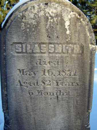 SMITH, SILAS - Saratoga County, New York   SILAS SMITH - New York Gravestone Photos