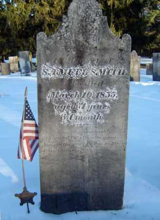 SMITH, SAMUEL - Saratoga County, New York | SAMUEL SMITH - New York Gravestone Photos