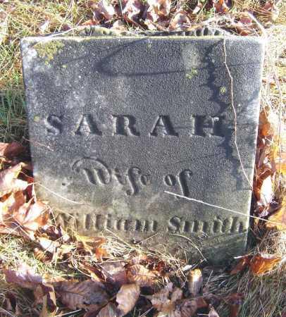 SMITH, SARAH - Saratoga County, New York | SARAH SMITH - New York Gravestone Photos