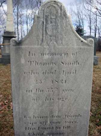 SMITH, THOMAS - Saratoga County, New York | THOMAS SMITH - New York Gravestone Photos