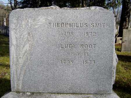 ROOT SMITH, LUCY - Saratoga County, New York | LUCY ROOT SMITH - New York Gravestone Photos