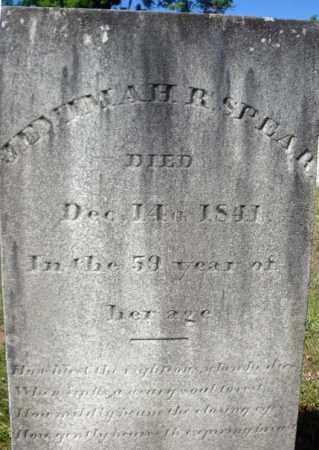 SPEAR, JEMIMAH R - Saratoga County, New York | JEMIMAH R SPEAR - New York Gravestone Photos