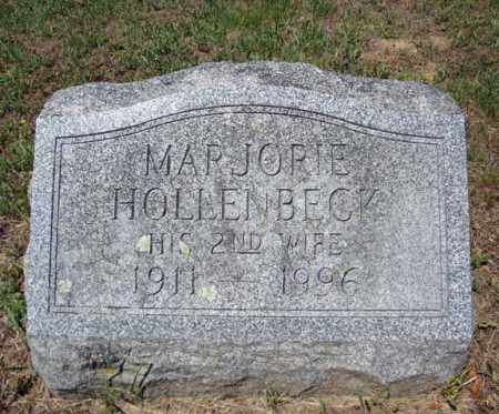 HOLLENBECK, MARJORIE - Saratoga County, New York | MARJORIE HOLLENBECK - New York Gravestone Photos