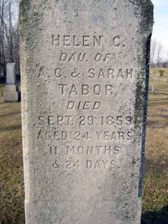 TABOR, HELEN C - Saratoga County, New York   HELEN C TABOR - New York Gravestone Photos