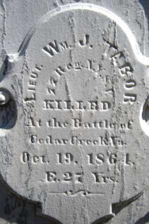 TABOR (CW), WILLIAM J - Saratoga County, New York | WILLIAM J TABOR (CW) - New York Gravestone Photos