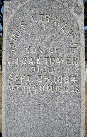 TRAVER, JAMES J - Saratoga County, New York   JAMES J TRAVER - New York Gravestone Photos