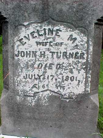 DAVIS, EVELINE M - Saratoga County, New York | EVELINE M DAVIS - New York Gravestone Photos