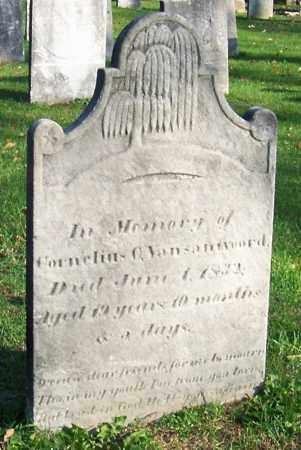 VAN SANTVOORD, CORNELIUS C. - Saratoga County, New York   CORNELIUS C. VAN SANTVOORD - New York Gravestone Photos