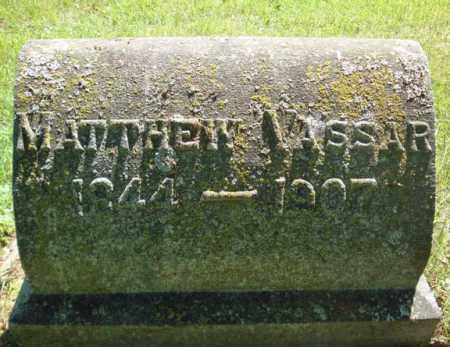 VASSAR, MATTHEW - Saratoga County, New York | MATTHEW VASSAR - New York Gravestone Photos