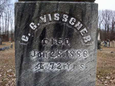 VISSCHER, C G - Saratoga County, New York | C G VISSCHER - New York Gravestone Photos