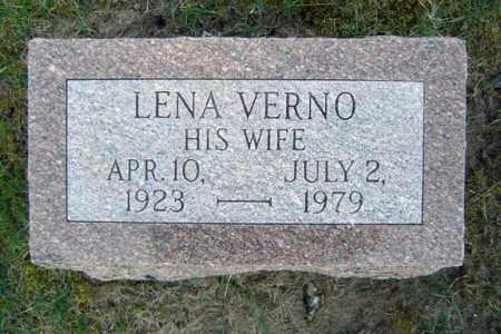 VERNO ANTENUCCI, LENA - Schenectady County, New York | LENA VERNO ANTENUCCI - New York Gravestone Photos