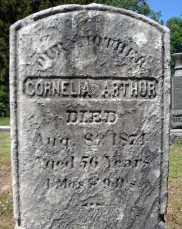 ARTHUR, CORNELIA - Schenectady County, New York | CORNELIA ARTHUR - New York Gravestone Photos