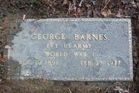 BARNES, GEORGE - Schenectady County, New York   GEORGE BARNES - New York Gravestone Photos