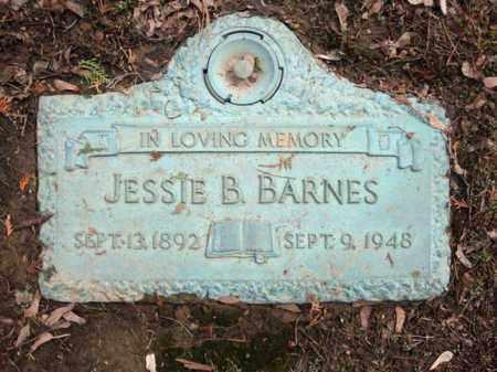 BARNES, JESSIE B - Schenectady County, New York | JESSIE B BARNES - New York Gravestone Photos
